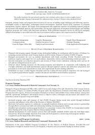 Marine Resume Examples Federal Resumes Examples Marine Science ...
