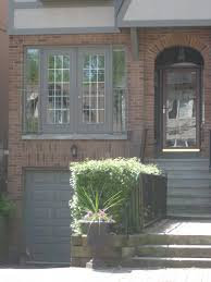 The Best Exterior Trim Colours With Brick NOT Cloud White Maria - House exterior trim