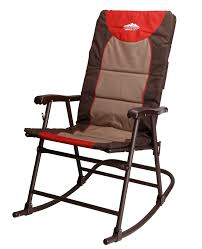 sumptuous design inspiration fold up rocking chair campsite portable stylish seating from kmart