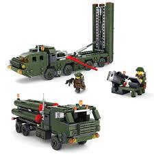 """<b>Конструктор KAZI</b> """"<b>Ракетные войска</b>"""" - 84037 – купить в магазине ..."""