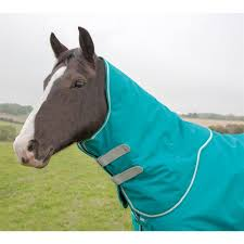 Shires Rug Size Chart Shires Tempest Plus 200g Neck Cover