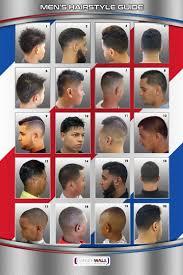 Amazoncom Kj001 Barber Poster 30 African American Mens Haircuts