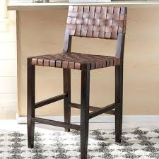 woven leather bar stool australia stools