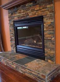 fireplace hearth ideas with tiles or slate