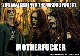Haters Are Gonna Hate! Heavy Metal Memes | CVLT Nation via Relatably.com