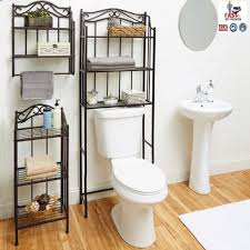 Above Toilet Storage 34 bathroom over the toilet storage cabinets 4d concepts rancho 8349 by uwakikaiketsu.us