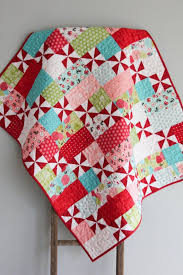 This quilt is the most Pinned item on my Pinterest page. The quilt ... & This quilt is the most Pinned item on my Pinterest page. The quilt pattern  was Adamdwight.com