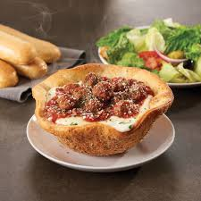 olive garden determined to overfeed america unleashes meatball stuffed pizza bowl