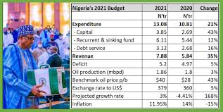 The planned resources place emphasis on border security, enforcing and administering our immigration laws, preventing terrorism and enhancing security, and. Nigeria S 2021 Budget Of Economic Recovery And Resilience Tax Matters Nigeria