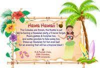 Hawaiian Theme Birthday Party Untumble
