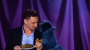 cookie monster tom hiddleston gif. Interesting Cookie 3es9a For Cookie Monster Tom Hiddleston Gif M