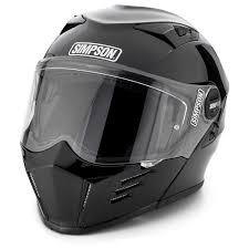 Simpson Mod Bandit Helmet Revzilla