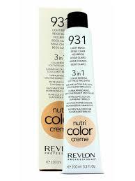 Крем-маска 931 <b>NUTRI</b> COLOR для тонирования <b>волос</b> светло ...
