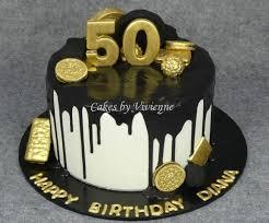 88 50 Birthday Cake Male Man 50th Birthday Cake Ideas Cakes