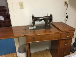 Rotary Electric Sewing Machine