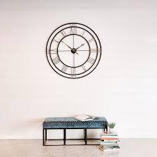 oversized gallery clocks