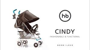 CINDY by HB | <b>Happy Baby</b>® - обзор всех функций прогулочной ...