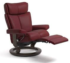 leather recliner chairs on sale. Modren Recliner Ekornes Stressless Magic Medium Battery Recliner Chair Leg Comfort U0026  Classic Base In Batick Leather  Recliners  Alan Ward And Chairs On Sale E