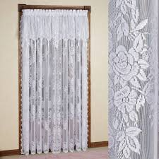 medium size of curtain shower curtains with valance and tiebacks red and black valance teal