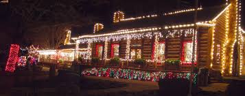 Garden Of Lights 2017 Muskogee 16 Best Christmas Light Displays In Oklahoma