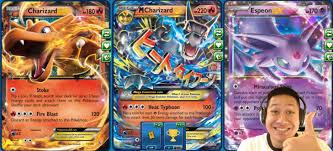 new generations mega charizard ex deck challenging dark ex pokemon with heat typhoon you