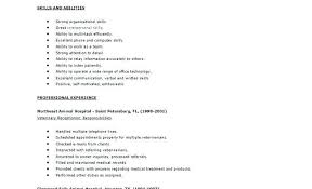 Veterinary Receptionist Resume Beauteous Veterinary Receptionist Sample Resume Colbroco