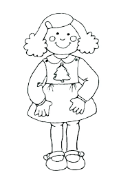 American Girl Grace Coloring Pages At Getdrawingscom Free For