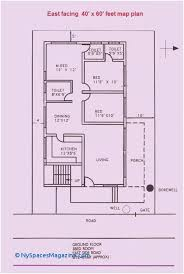 east facing house plan according to vastu lovely south facing house