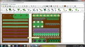 Small Picture Gardening Gets Geeky Online Allotment Planners Real Men Sow