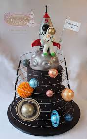 Space Birthday Cake Designs Out Of This World 6 Outer Space Cake Designs That Inspire