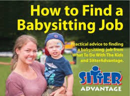 How To Find A Babysitting Job What To Do With The Kids
