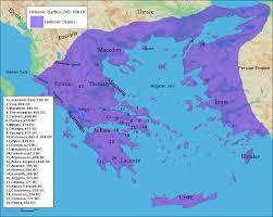 battles of ancient greece (illustration)  ancient history