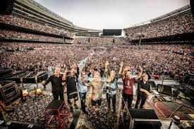 Soldier Field Seating Chart Grateful Dead 2015 How Grateful Deads 2015 Farewell Became A New Beginning