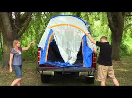Sportz Truck Tent - Full Size Crew Cab 5.5' to 5.8' | CampingComfortably