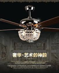 types of ceiling fans with lights excellent acrylic crystal chandelier type ceiling fan light kit fan