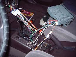 97 camry wiring diagram toyota nation forum toyota car and on the left you ll see the harness plugged into the toyota plug all that s left is match up the harness colors to the deck colors