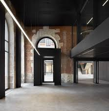 office building design ideas amazing manufactory. Rehabilitation Of The Old Railway Station / Contell-Martínez Architects Office Building Design Ideas Amazing Manufactory E