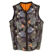 Liquid Force 2019 Z Cardigan Tropical Comp Vest