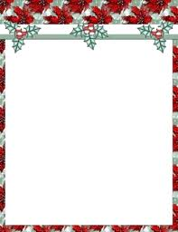 Letter Borders For Word Holiday Border Word Templates Puntogov Co