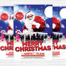merry premium flyer template facebook cover exclusiveflyer net psd templatesflyer