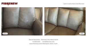 i enjoyed working with them both and the fix to my leather couch looks wonderful would highly recommend thank you