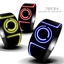"17 best images about futuristic watches a well 7ron concept watch uses bio luminescent ""lightcycle"" trails"
