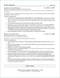 Sales Manager Resume Examples Resume Example