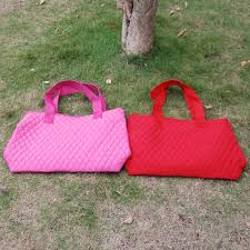 Wholesale Blanks Quilted Tote Bag Handbags Quilted Diaper Bag in ... & Wholesale Blanks Quilted Tote Bag Handbags Quilted Diaper Bag in Good  Quality with Free Shipping DOM103334-in Top-Handle Bags from Luggage & Bags  on ... Adamdwight.com