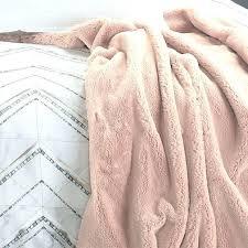 Pink Throw Blanket Target