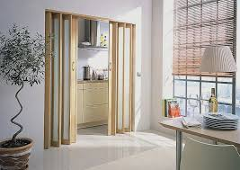 accordion sliding glass doors awesome door partition ideas