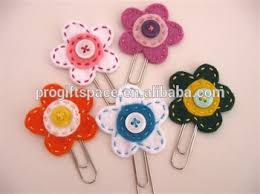 Flower Paper Clips 2018 Felt Paper Clip Bookmarks With Flowers Made In China Buy Felt Clip Hot Girl Clips Unlock Boxes And Clips Product On Alibaba Com
