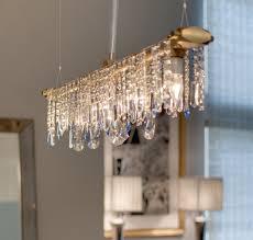 linear chandeliers aus led linear chandelier silver modern