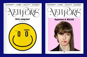New York Magazine Design Kissmiklos Com New York Magazine Rebranding Concept