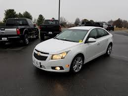 2013 Used Chevrolet CRUZE LTZ at Country Diesels Serving Warrenton ...